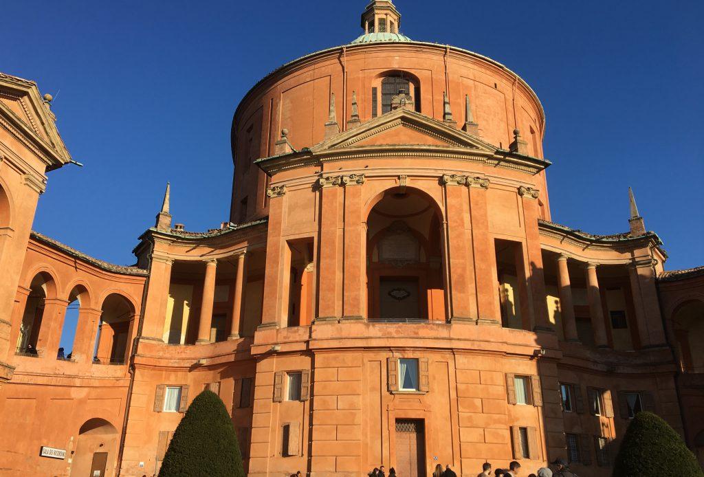 Parigi a Bologna: San Luca