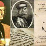 Aldo Manunzio editore italiano